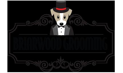 Briarwood Grooming Logo Design